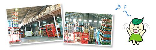 大阪 近畿 倉庫・運送業務 /私たちと一緒に働きませんか?